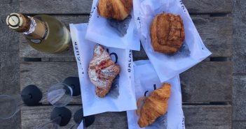 Barcelona Croissants and Cava