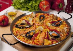 spanish master cooking class