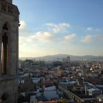 Santa Maria del Mar rooftop