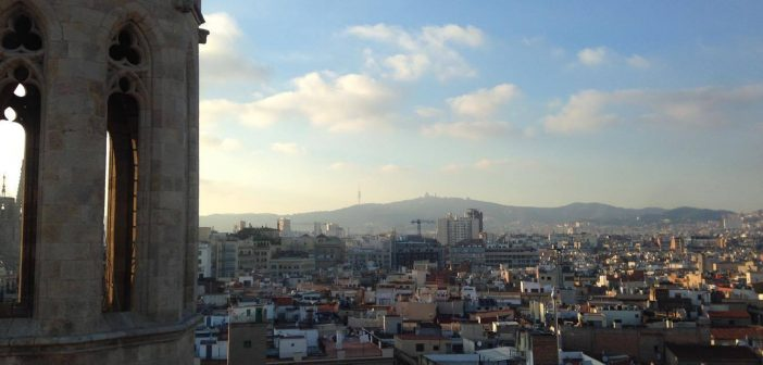 Get closer to heaven with Riosta's Santa Maria del Mar rooftop tour