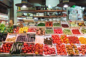 Tomatoes Barcelona