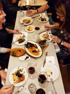 Barcelona dining