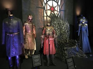 Lannister costumes