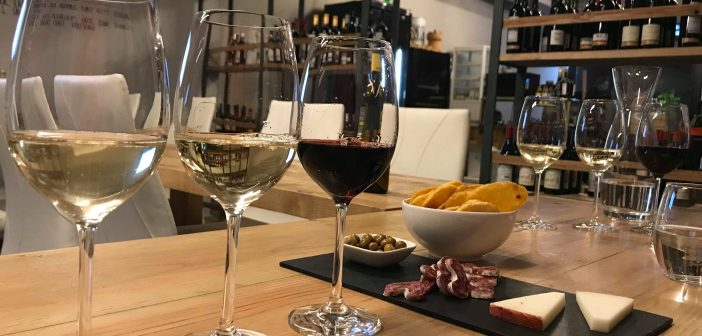 Vivinos: discuss, drink and delve into the domain of wine