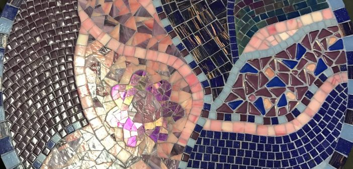 Channel your inner Gaudí with Mosaiccos