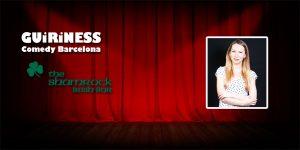 jenny-collier-guiriness-comedy-shamrock-barcelona-stand-up-friday-12th-january