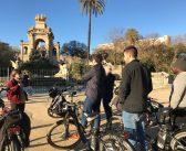 Goodbye bicycles, hello e-bikes: Picasso, wine & tapas