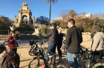 Barcelona e-bikes