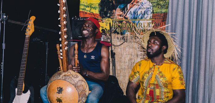 An African food fiesta: Let's dance!