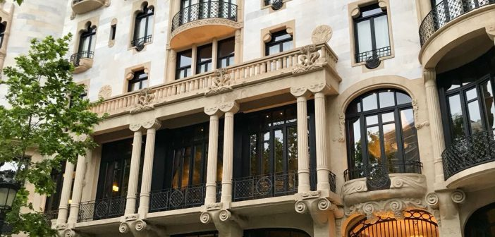 Hotel casa fuster dine in 5 luxury at galax barcelona connect - Restaurant casa fuster ...
