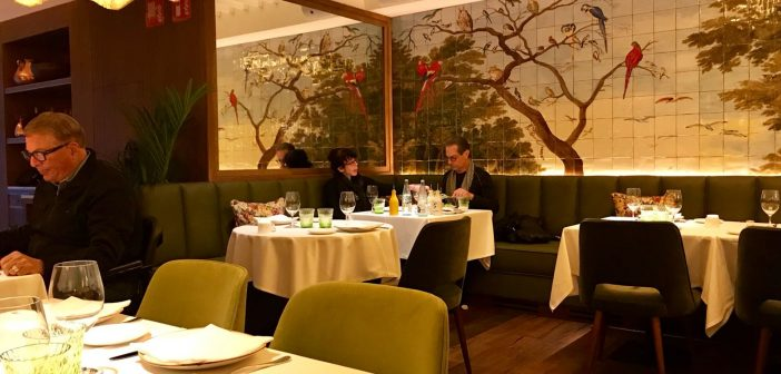 Restaurant L'Olivé: revamped and ready for action