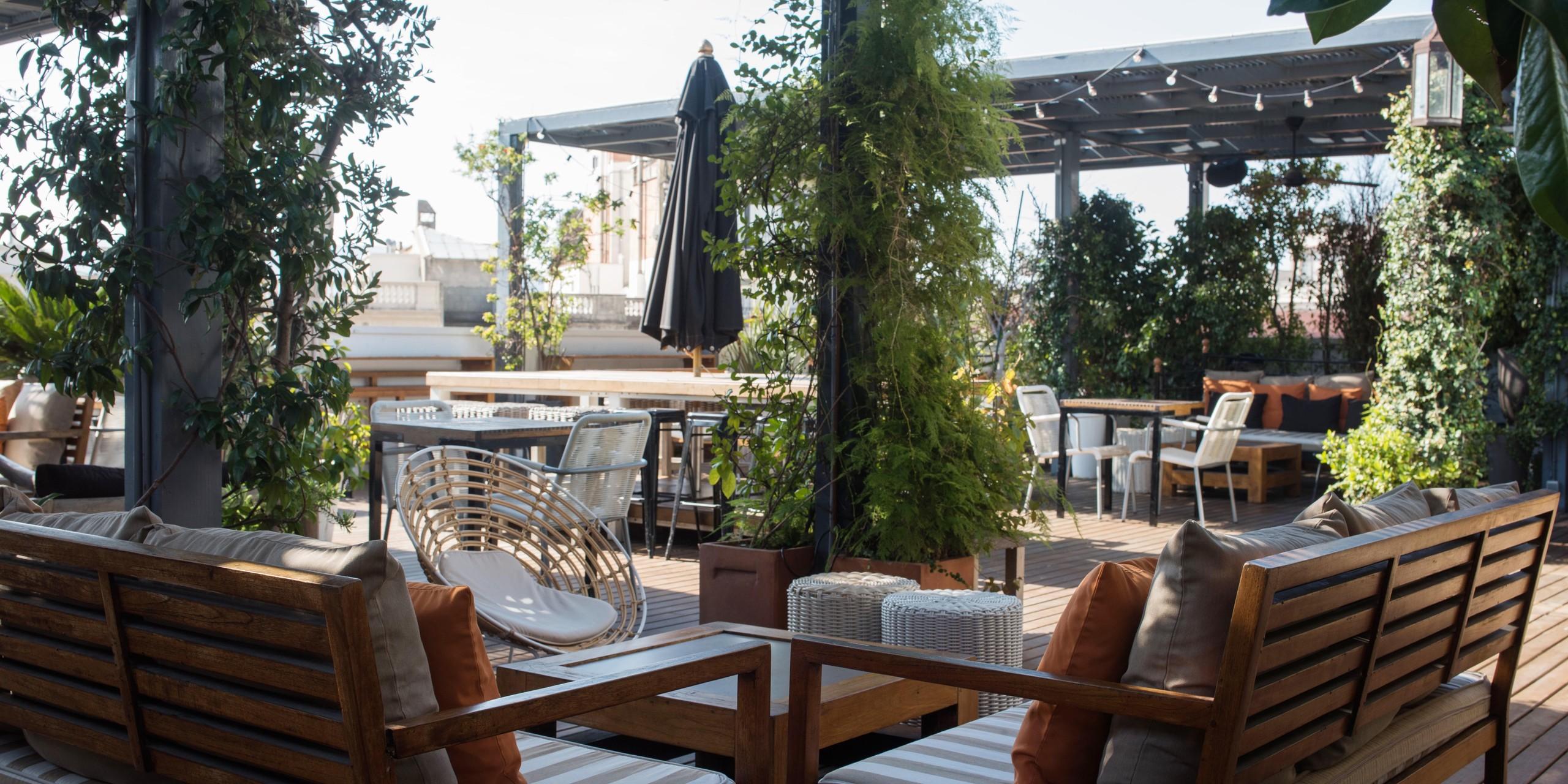 Hotel Pulitzer Terrace Barcelona Barcelona Connect