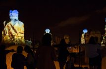 Gaudí's La Pedrera: The Origins (Night tour & Dinner)