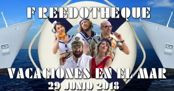 Rock the Freedoteque by Asociación Freedonia, June 29 at This Side UP!