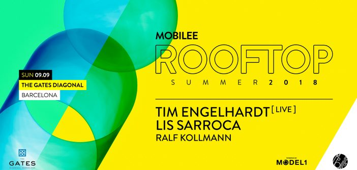 Win free tickets to the legendary Mobilee rooftop party in Barcelona!