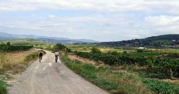 Landscape cycling