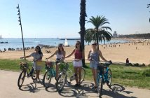 Cruising Barcelona