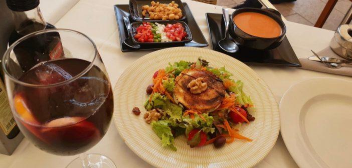 Restaurante Costa Dorada: Lunch in Sitges
