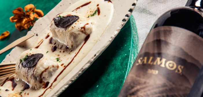 La Vinoteca Torres: An elegant dinner on Passeig de Gràcia