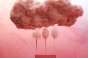 Cotton Candy Room at Colorama BCN
