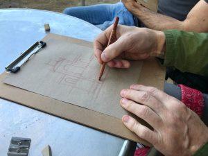 Sketching class barcelona