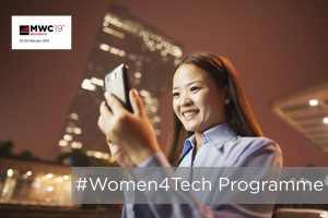 MWC 2019 women in tech