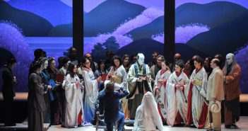 Madame Butterfly at Liceu Opera Barcelona