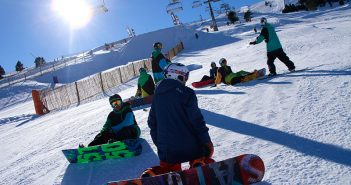 ski resorts near Barcelona