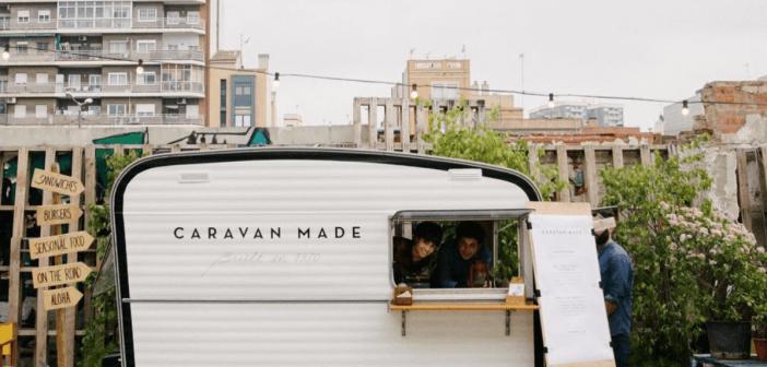 Best Food Trucks in Barcelona