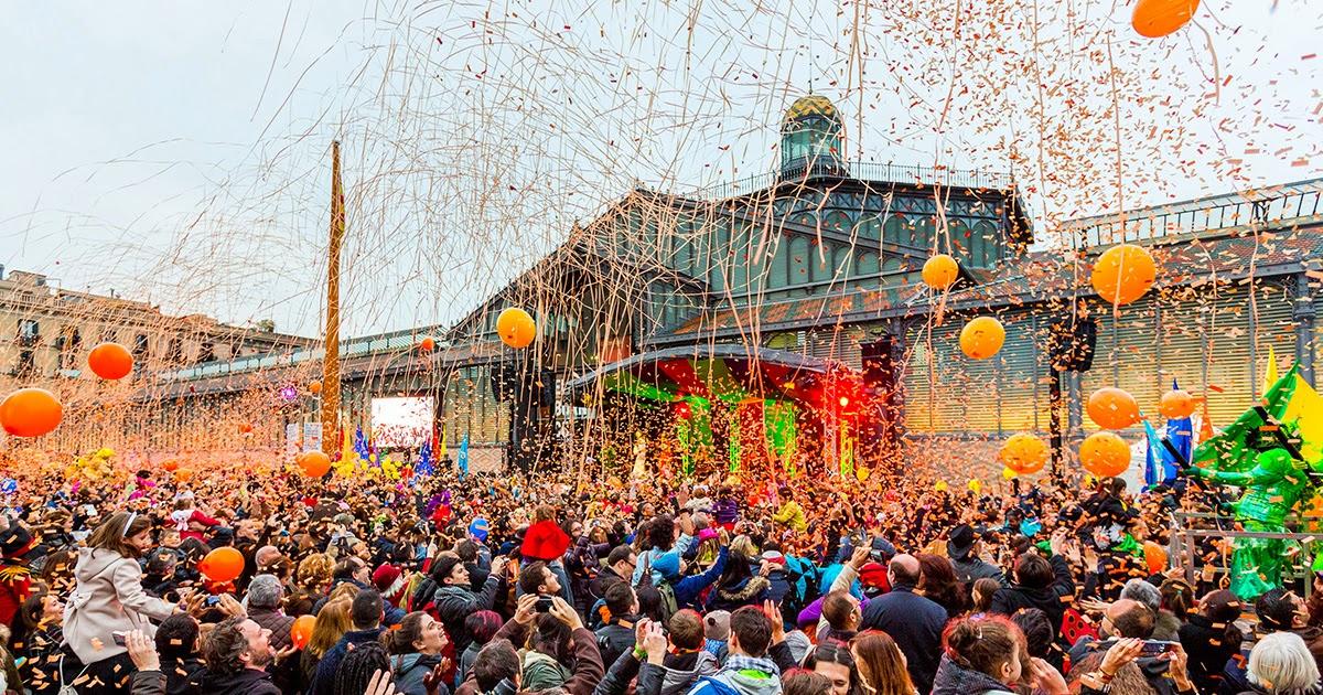 barcelona carnival 2019