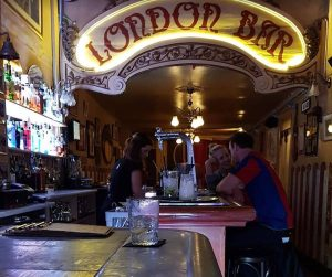 London bar barcelona