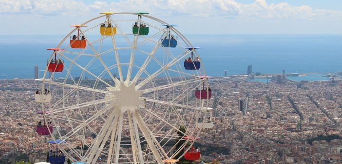 The Top 5 Best Free Viewpoints in Barcelona