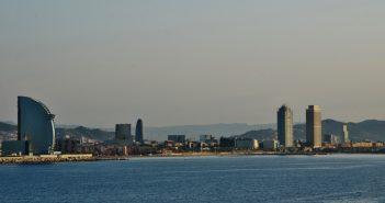 Barceloneta local festival in Barcelona