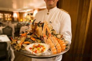 seafood in Barcelona