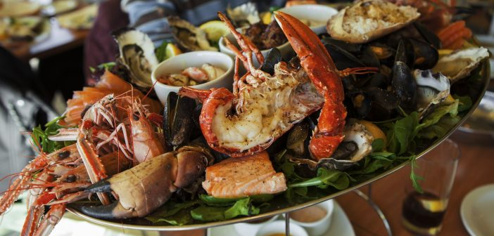 The five best places to eat seafood in Barcelona