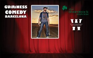 barcelona-life-damian-clark-guiriness-comedy-show-stand-up-comedian