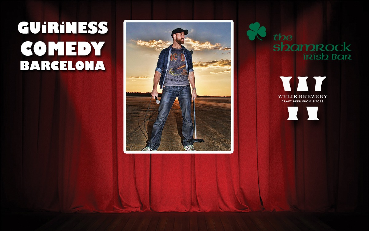 barcelona-life-damian-clark-guiriness-comedy-show-stand-up-comedian