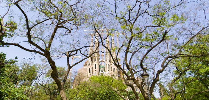 Spring in Barcelona