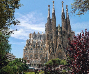Secrets and mysteries of the Sagrada Familia