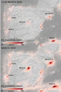 Pollution Barcelona