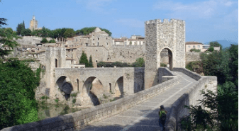 Castle of Besalú