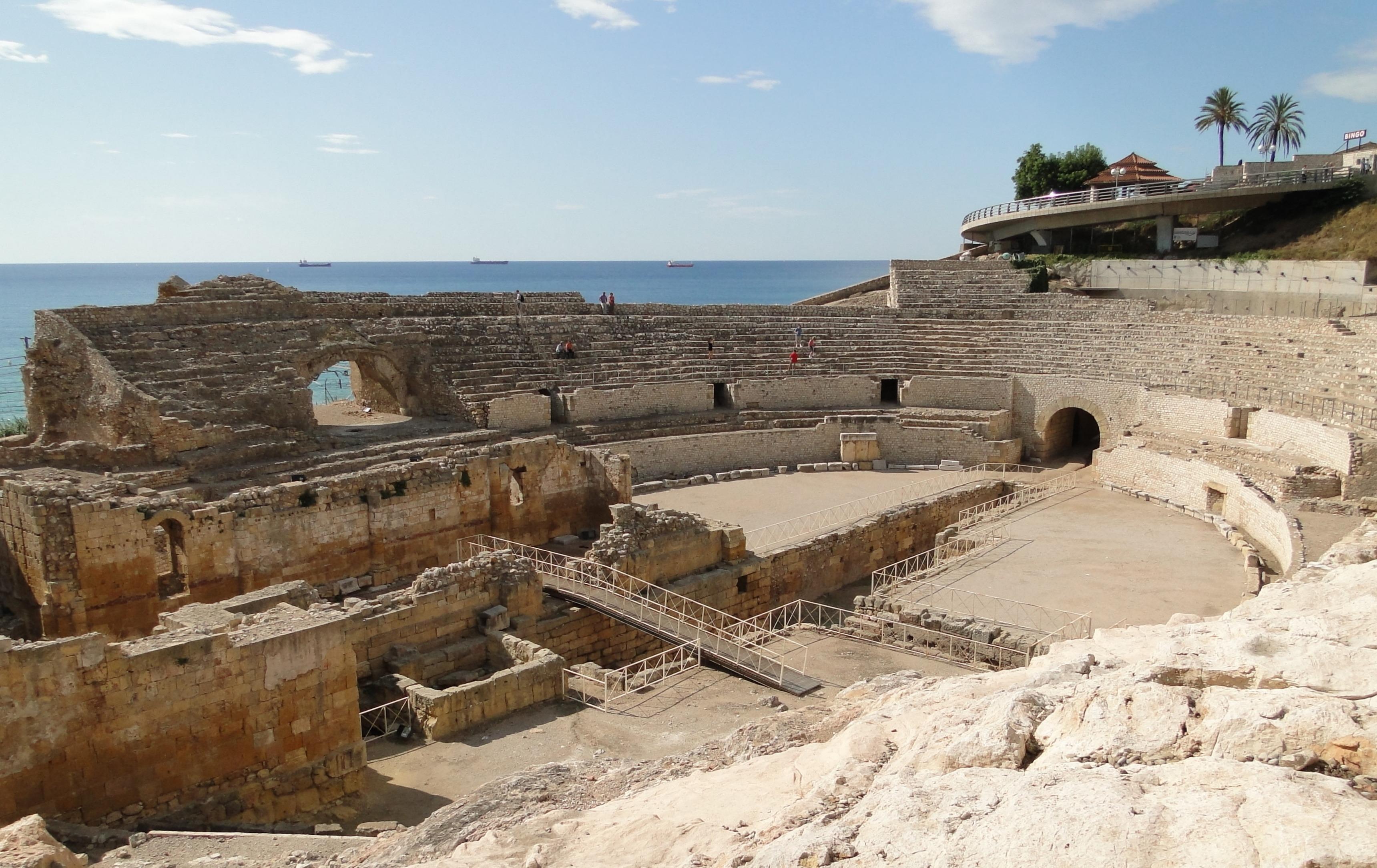 Roman-Amphitheatre-Tarragona